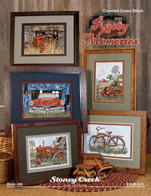 Rusty Memories - Cross Stitch Pattern