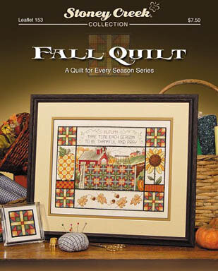 Fall Quilt - Cross Stitch Pattern
