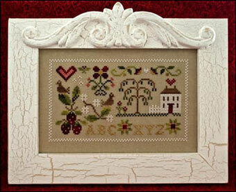 Summer Splendor - Cross Stitch Pattern