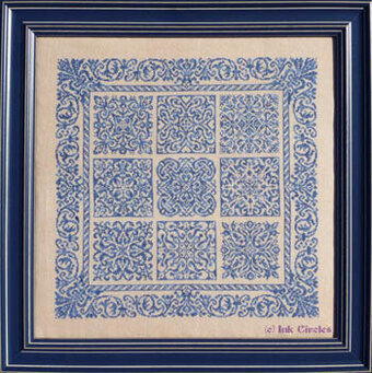 Baroque - Cross Stitch Pattern