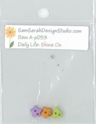 Daily Life Shine On Embellishment Pack