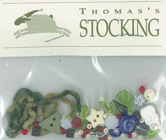 Charms for Thomas' Stocking