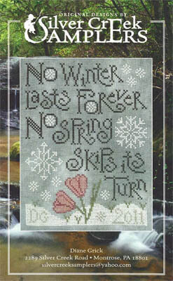 Promise of Spring - Cross Stitch Pattern
