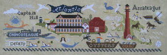Chincoteague - Cross Stitch Pattern