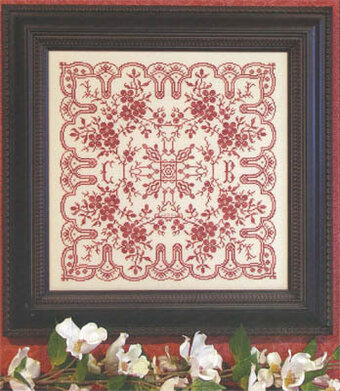 Dogwood Lace - Cross Stitch Pattern