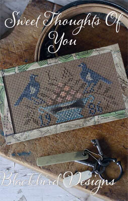 Sweet Thoughts of You - Cross Stitch Pattern