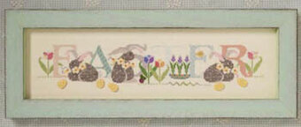 Easter - Cross Stitch Pattern