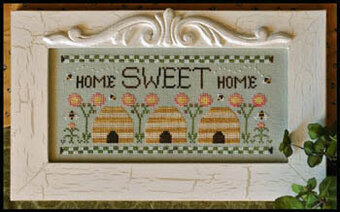 Sweetest Home - Cross Stitch Pattern