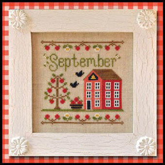 country cottage needleworks cottage of the month september cross rh 123stitch com country cottage cross stitch patterns country cottage needleworks cross stitch patterns
