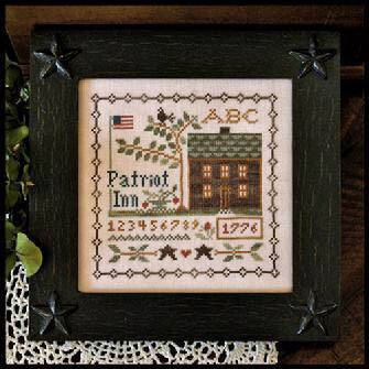 Patriot Inn - Cross Stitch Pattern