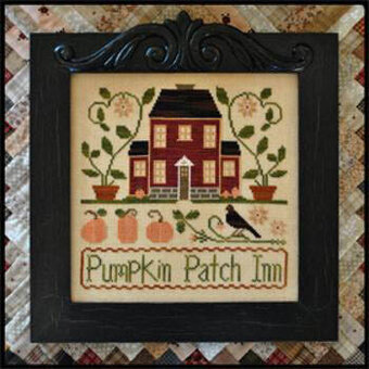 Pumpkin Patch Inn - Cross Stitch Pattern