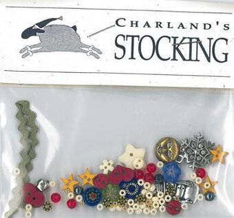 Charland's Stocking - Embellishment Pack