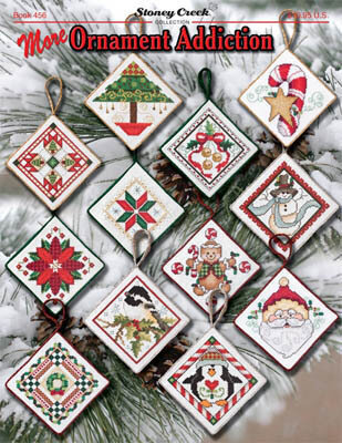 More Ornament Addiction - Cross Stitch Pattern
