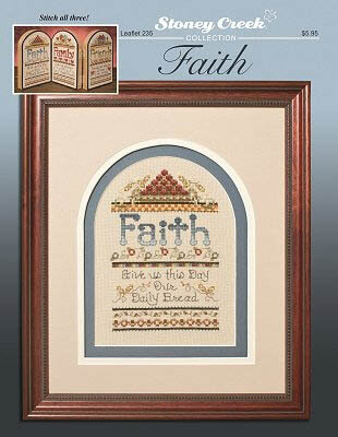 Faith - Cross Stitch Pattern