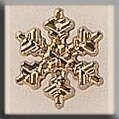 Mill Hill 12036 Small Snowflake - Gold