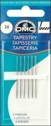 DMC Tapestry Needles Size 24, 6 per package
