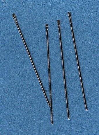 John James Easy Threading (calyxeye) Hand Needles Size 26