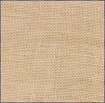 32 Count Stars Hollow Blend Linen 27x34