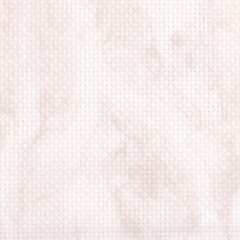 14 Count Vintage Smokey White Aida Fabric 10x18