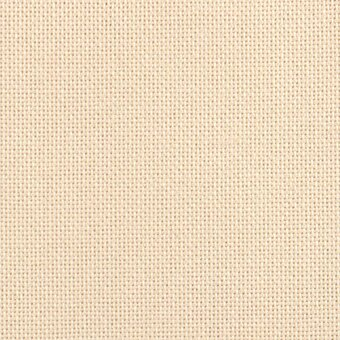 25 Count Cream Lugana Fabric 27x36