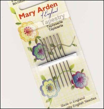 Mary Arden Tapestry Needles Size 18/24