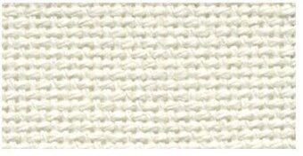 28 Count Antique White Monaco Evenweave Fabric 20x24