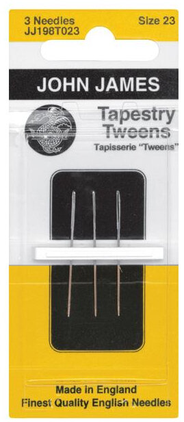 Colonial Tapestry Tweens Needles Size 23