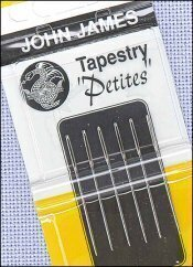 John James Tapestry Petite Needles Size 24