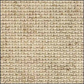 14 Count Sand Carolina Linen Fabric 15x18
