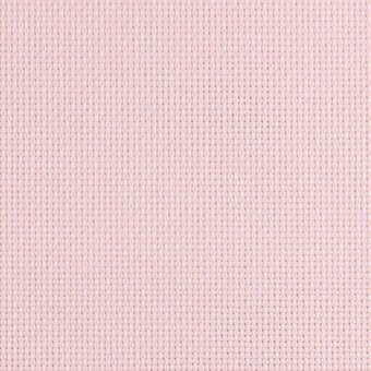 20 Count Blush Aida Fabric 18x21