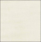 36 Count Antique White Evenweave Fabric 35x36