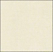 32 Count Antique White Evenweave Fabric 17x18