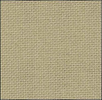 28 Count Sage Evenweave Fabric 17x18