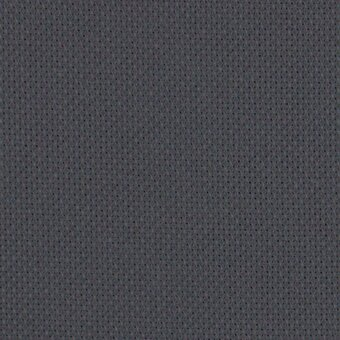 20 Count Charcoal Aida Fabric 18x21
