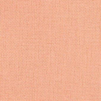 32 Count Apricot Lugana Fabric 13x18