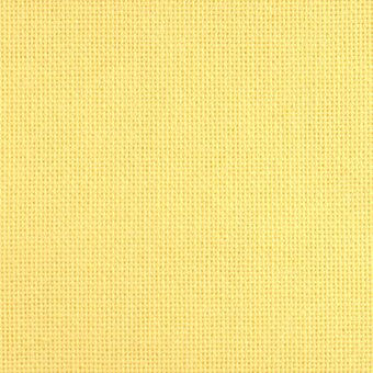 27 Count Yellow Linda Fabric 36x55