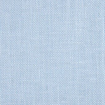 28 Count Ice Blue Cashel Linen Fabric 27x36