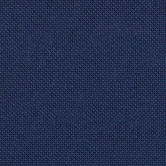 25 Count Navy Lugana Fabric 36x55