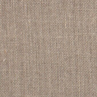 26 Count Natural Brown Linen Fabric 27x36