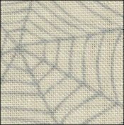 28 Count Cobweb Linen Fabric 8x17