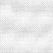 28 Count Glow in the Dark Linen Fabric 19x35