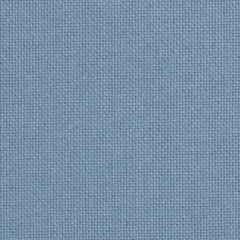 25 Count Water Sapphire Lugana Fabric 13x18