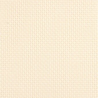 14 Count Ivory Aida Fabric 36x43