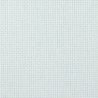 16 Count Ice Blue Aida Fabric 10x18