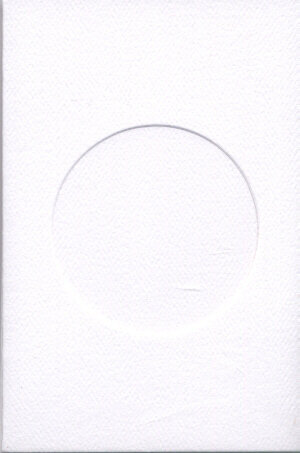 Small White Card - Round Opening