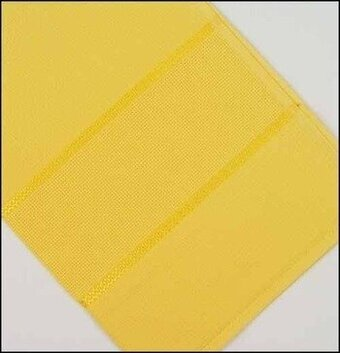 Milano Kitchen Towel - Sunflower Yellow