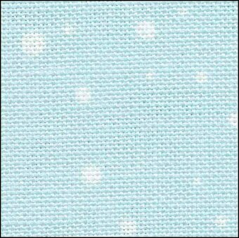 28 Count Snow Linen Fabric 19x35