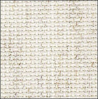 Charles craft 14 count light oatmeal aida fabric 15x18 for Charles craft cross stitch fabric