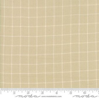 French General Atelier De France Wovens Tan - Yardage