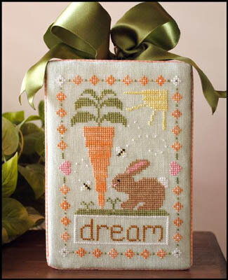 Dream Big - Cross Stitch Pattern